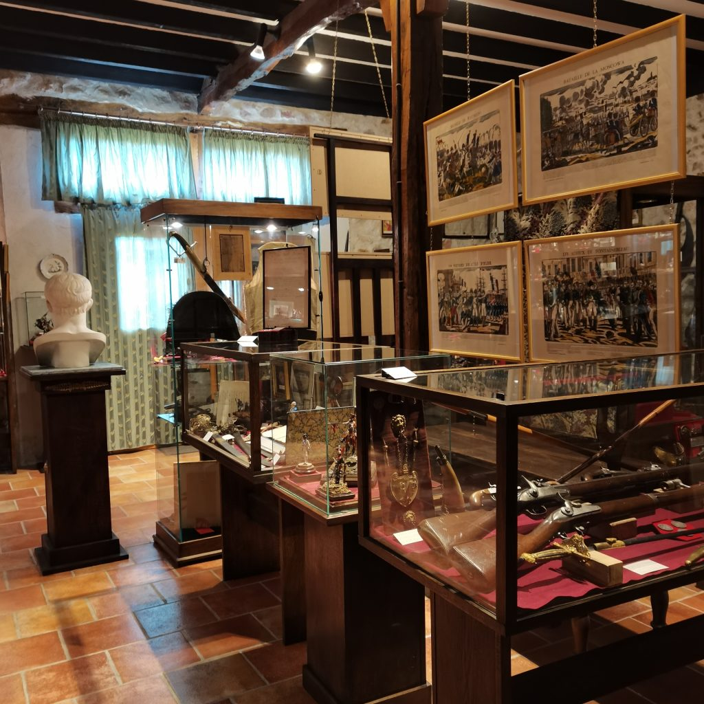 Exposition armes anciennes